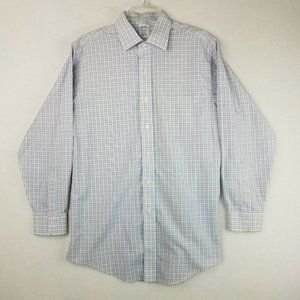 Brooks Brothers Regent Button Up 15 1/2 - 32